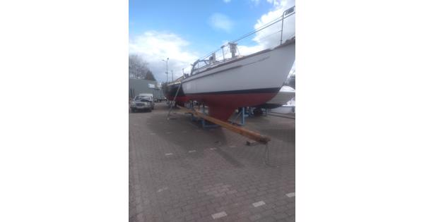Houten mast